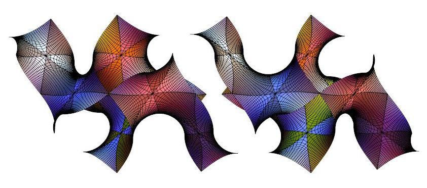 zalgaller convex polyhedra with regular faces